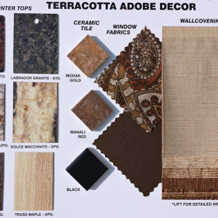 Terracotta Abobe Decor